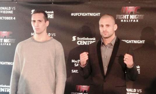 Oct. 2 Edition The MMA Report – Tom Wright, Rory MacDonald