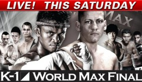 FN Video: K-1 World MAX 2014 Final LIVE on FN Preview