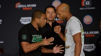 Bellator 130 Weigh-in Results from Kansas Star Casino
