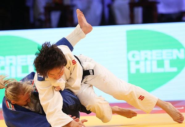 IJF Judo Grand Slam Abu Dhabi 2014 Day 1 News & Notes