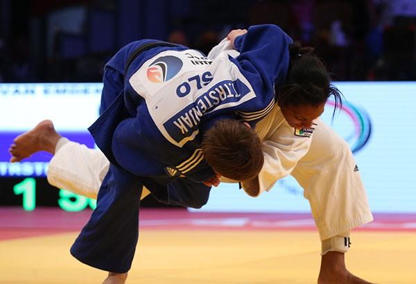 IJF Judo Grand Slam Abu Dhabi 2014 Day 2 News & Notes