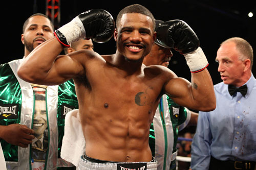 "PBC on Spike: Andre Dirrell – ""I Am Ready and I Want DeGale, I Want To Make Sure That Fight Happens"""