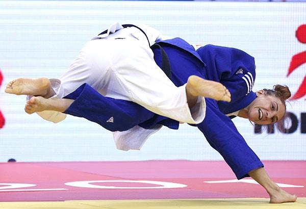 IJF Judo Grand Prix Qingdao 2014 Day 1 News & Notes