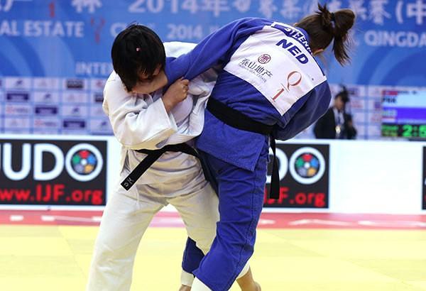 IJF Judo Grand Prix Qingdao 2014 Day 3 News & Notes