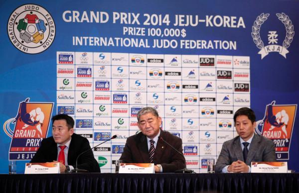 IJF Judo Grand Prix Jeju 2014 Full Preview