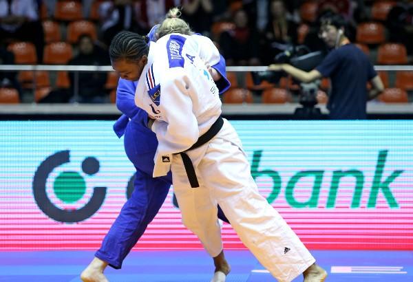 IJF Judo Grand Prix Jeju 2014 Day 3 Recap & Photos