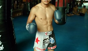 K-1 Signs Deal with Muay Thai Superstar Yodsanklai Fairtex