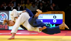 IJF Judo Grand Slam Tokyo 2014 Day 3 Recap & Photos