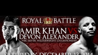 Khan vs. Alexander Media Conference Call Transcript & Audio