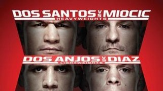 Quick Shots – UFC on FOX 13: Dos Santos Wins War