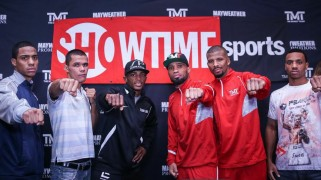 Showtime Boxing: Lara vs. Smith Weigh-in Results & Photos