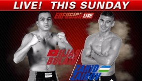 Enfusion 23 LIVE Sunday, Dec. 21 @ 3p ET on Fight Network