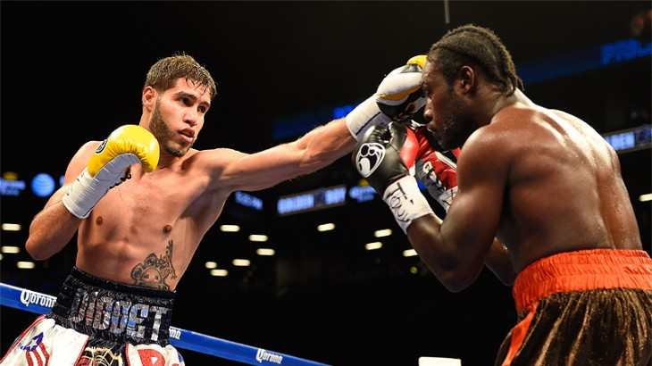Prichard Colon vs. Terrel Williams Added to Oct. 17 'PBC on NBC' Telecast