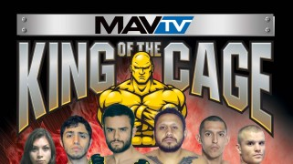 De La Parra vs. Parker Tops KOTC: Fierce on Jan. 24