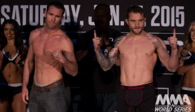 WSOF 17: Shields vs. Foster Weigh-in Results