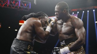 Full Report, Photos & Videos – Wilder Wins WBC HW Title