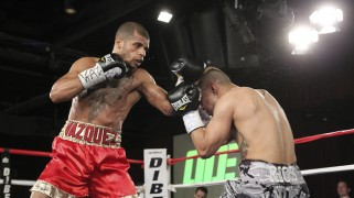 Full Report & Photos – Broadway Boxing: Vazquez Blasts Rios