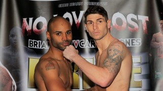 Prizefighter: Middleweights Weigh-in Results, Quotes, Photos