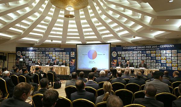 IJF Judo Grand Prix Dusseldorf 2015 Full Preview