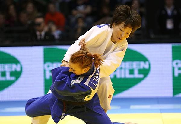 IJF Judo Grand Prix Dusseldorf 2015 Day 1 Recap & Photos