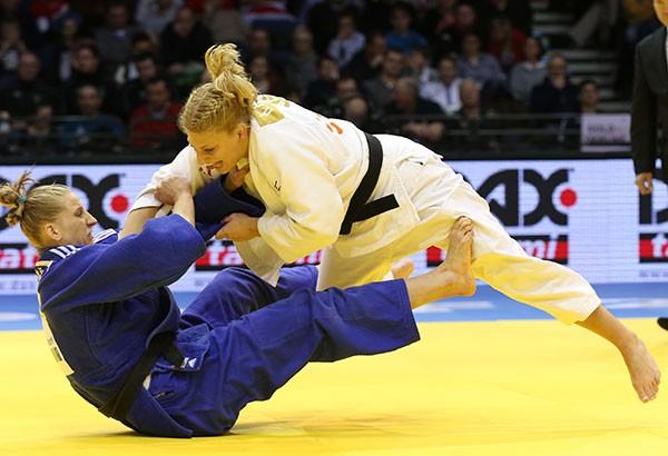 IJF Judo Grand Prix Dusseldorf 2015 Day 3 Recap & Photos