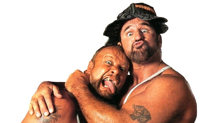 LAW Feb. 23 Update – WWE Announces The Bushwhackers for HOF