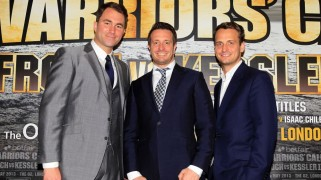 Matchroom Sport, Team Sauerland Announce Historic TV Deal