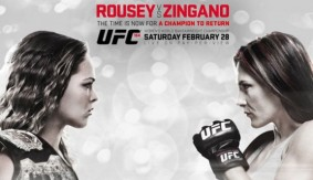 UFC 184: Rousey vs. Zingano Preview & Predictions
