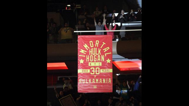 LAW Feb. 28 Update – Hulk Hogan Banner Raised at MSG