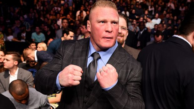 LAW March 1 Update – Brock Lesnar Attends UFC 184