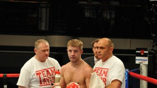 Ryan Taylor Set to 'Crash Bang' Into Title Contention