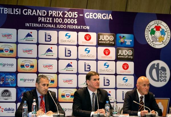 IJF Judo Grand Prix Tbilisi 2015 Full Preview