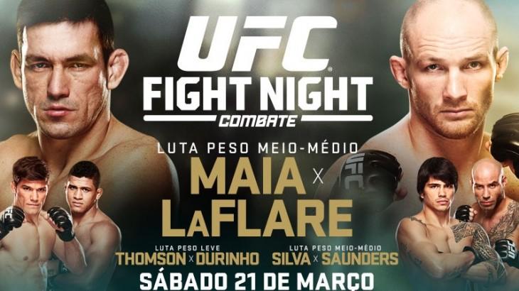 UFC Fight Night: Maia vs. LaFlare Preview & Predictions
