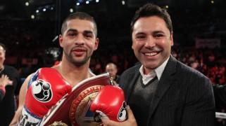 Sadam Ali vs. Francisco Santana Opens April 25 HBO Telecast