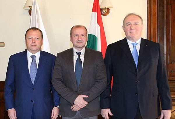 Budapest Will Host 2017 Judo World Championships