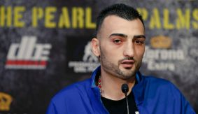 """Vanes Martirosyan on First Erislandy Lara Ahead of Their May 21 Rematch – """"He Was Running The Whole Fight"""""""