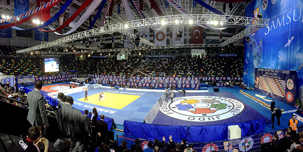 IJF Judo Grand Prix Samsun 2015 Day 1 Recap & Photos