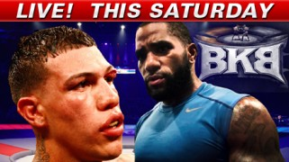 Quick Shots – BKB: Rosado vs. Stevens LIVE on Fight Network