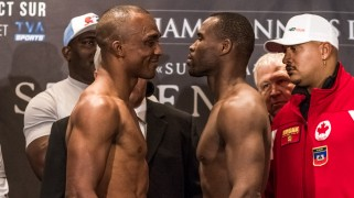 PBC on NBC: Stevenson vs. Bika Weigh-in Results & Photos