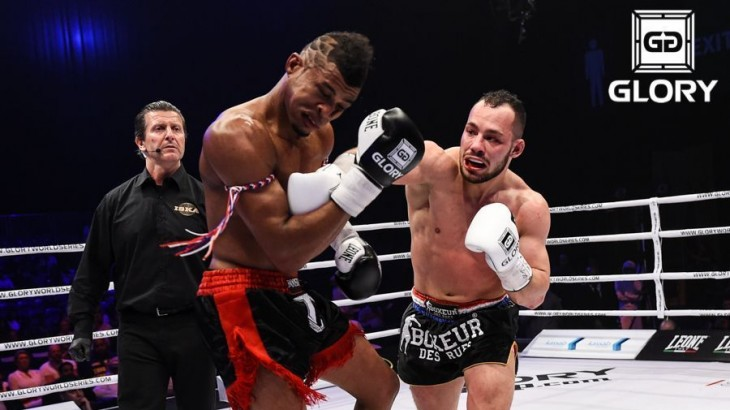 GLORY 20 Dubai Results, Post-Fight Quotes & Photos