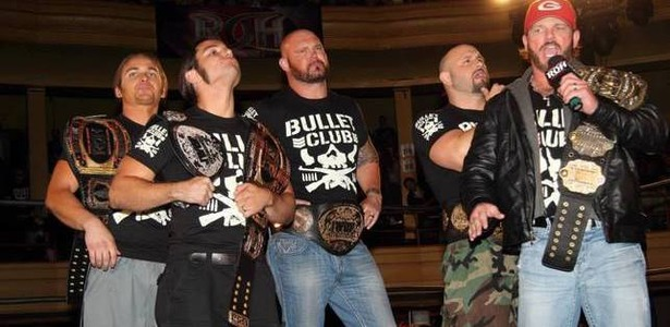 LAW April 16 Update – The Bullet Club Added to ROH  Shows