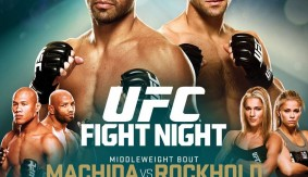 UFC on FOX: Machida vs. Rockhold Preview & Predictions