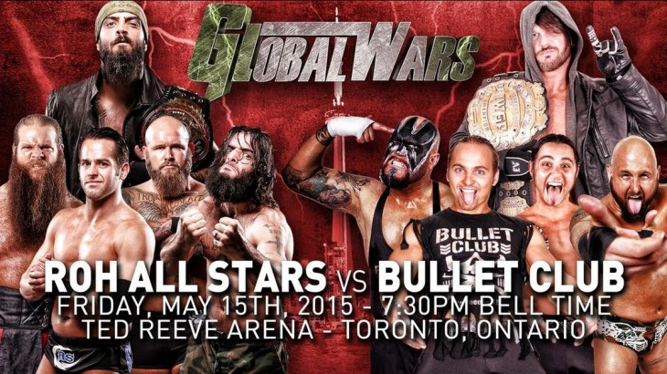 LAW April 22 Update – ROH Announces Toronto Card, iPPV News
