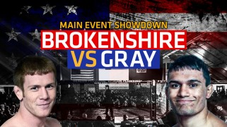 Quick Shots – Super Fight League 40: Brokenshire Stops Gray