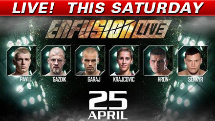 ONE Championship 26, Enfusion 28 LIVE on Fight Network