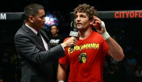 What's Next for Ben Askren?