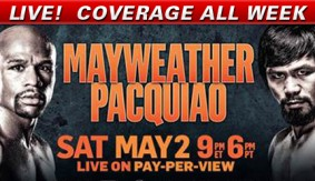 Quick Shots – Mayweather vs. Pacquiao: And Still Undefeated