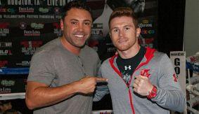 Oscar De La Hoya Blog Part 1 – Road to Canelo vs. Smith