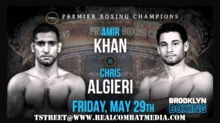 PBC on Spike: Khan vs. Algieri Conference Call Transcript