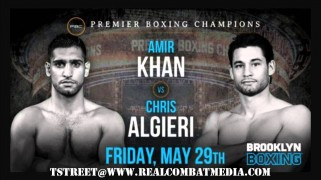 PBC on Spike: Khan vs. Algieri Conference Call Transcript